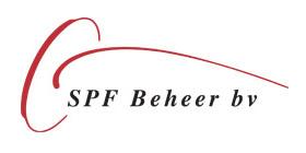 SPF Beheer bv Logo